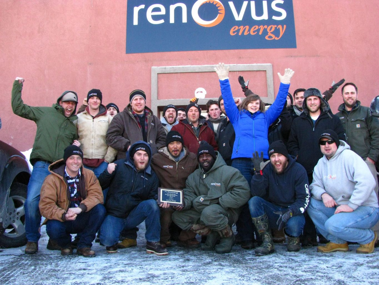 Renovus Solar custom manufacturing in Ithaca awards