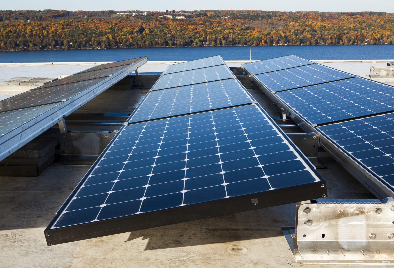 Renewable energy in Ithaca, Syracuse, Buffalo and Elmira