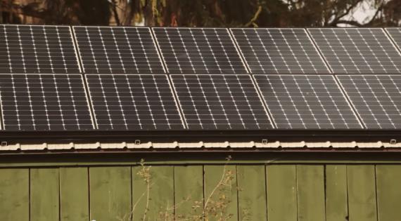 renovus solar in New York solar roof panels