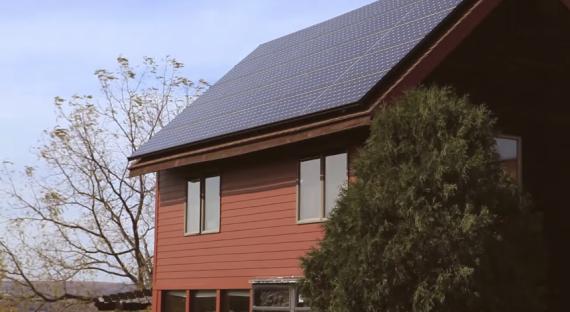 renovus solar in Ithaca solar roof panels