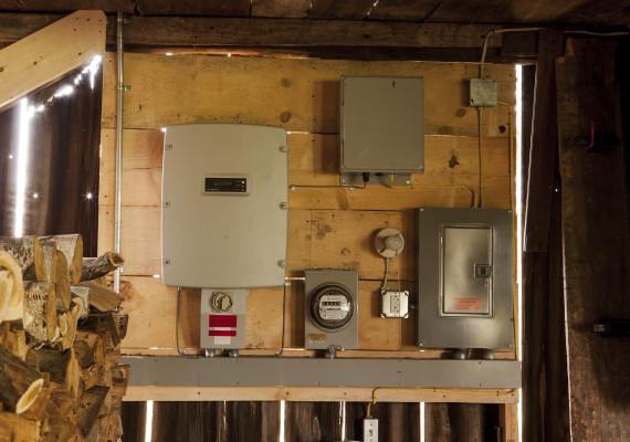 Renovus Solar in New York soler energy system